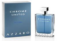 (ОАЭ) Azzaro / Аззаро -Azzaro Chrome United 100 мл Мужские