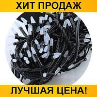 Новогодняя гирлянда Xmas 100 W-3 белая!Спешите Купить
