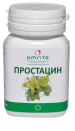 Лечение простатита травами.Простацин снимет воспаление,60 таб..