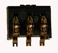 Контакты аккумулятора SAMSUNG D500/D600