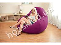 Велюр кресло Intex - 68584