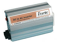 Автомобильный преобразователь напряжения porto hte350-12, мощность 350вт, инвертор 12/220в, с предохранителем