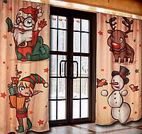 Фото шторы 4 Персонажа