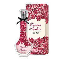 Женские ароматы Christina Aguilera Red Sin (яркий и провокационный фруктово-цветочный аромат)