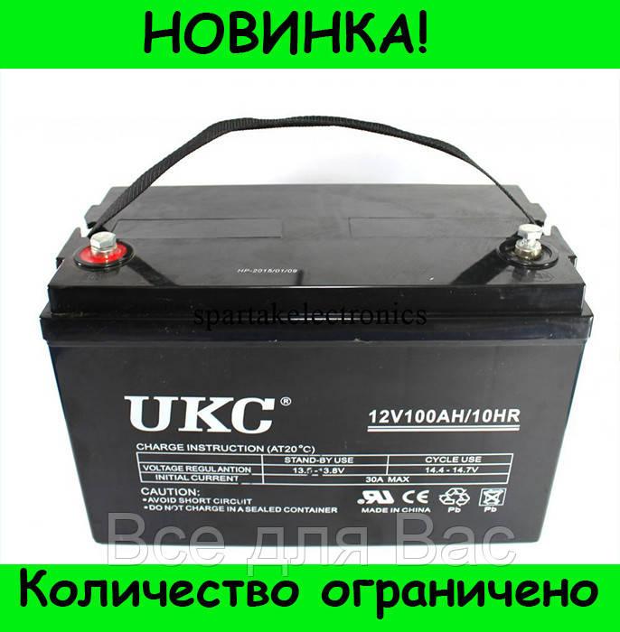 Аккумулятор BATTERY 12V 7A UKC!Розница и Опт
