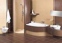 Акриловая ванна Cersanit Joanna (Левая) 1400х900х420, фото 3