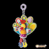 Развивающая игрушка-подвеска Павлин (22974)