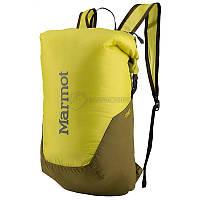 Туристический рюкзак Marmot Kompressor Comet 16 л Citronelle/Olive (MRT 23250.4635)