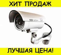 DUMMY IR CAMERA Муляж камеры видеонаблюдения!Спешите Купить