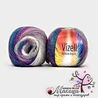 Пряжа для ручного вязания Рейнбов Rainbow Vizell, №31