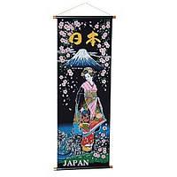Японский свиток «Чудесная Япония»