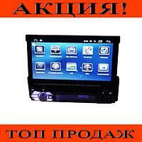 Автомагнитола 1 DIN DVD-9901 Android GPS с выездным экраном!Хит цена