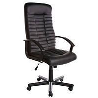 Кресло офисное Новый стиль Boss Ego-30 черное