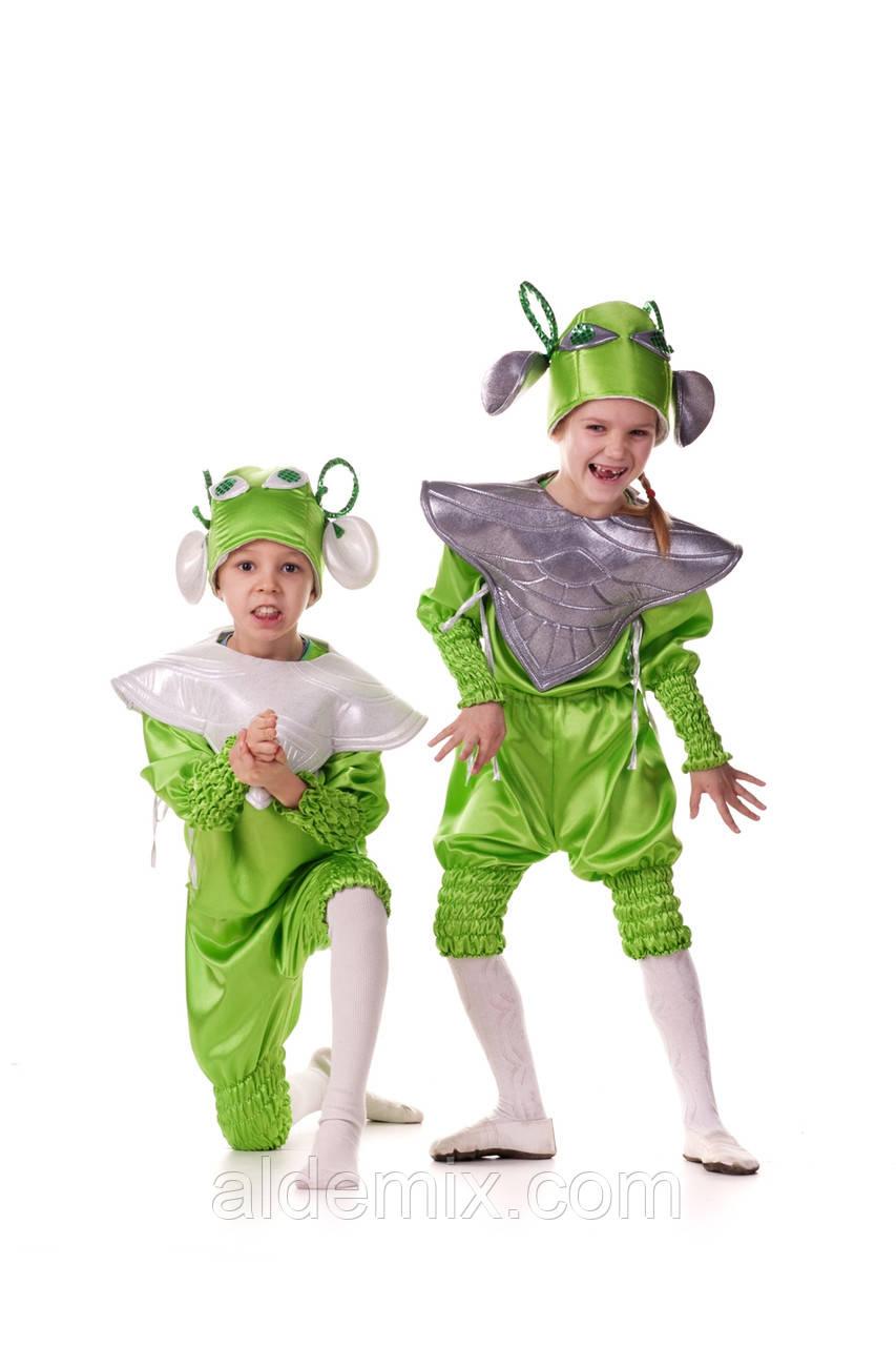 """Детский карнавальный костюм """"Инопланетянин"""""""