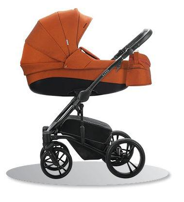 коляска террекотовая бебетто