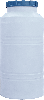 Емкость 200 л вертикальная ВО ПБ, фото 1