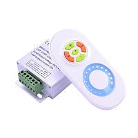 Touch LED диммер 12A RF 144W 12V white