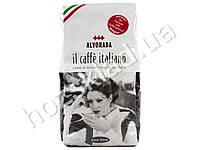 """Кофе натуральный в зернах Alvorada """"Il Caffe Italiano"""" 1000гр в брикете, Австрия"""