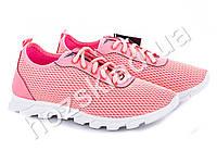 d01dfb9abe40 Кроссовки женские подростковые розовые, литая подошва (40 размер, маломерят)