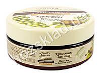 """Крем-масло для тела """"Зеленая Аптека"""" Масло Ши и зеленый кофе 200мл"""
