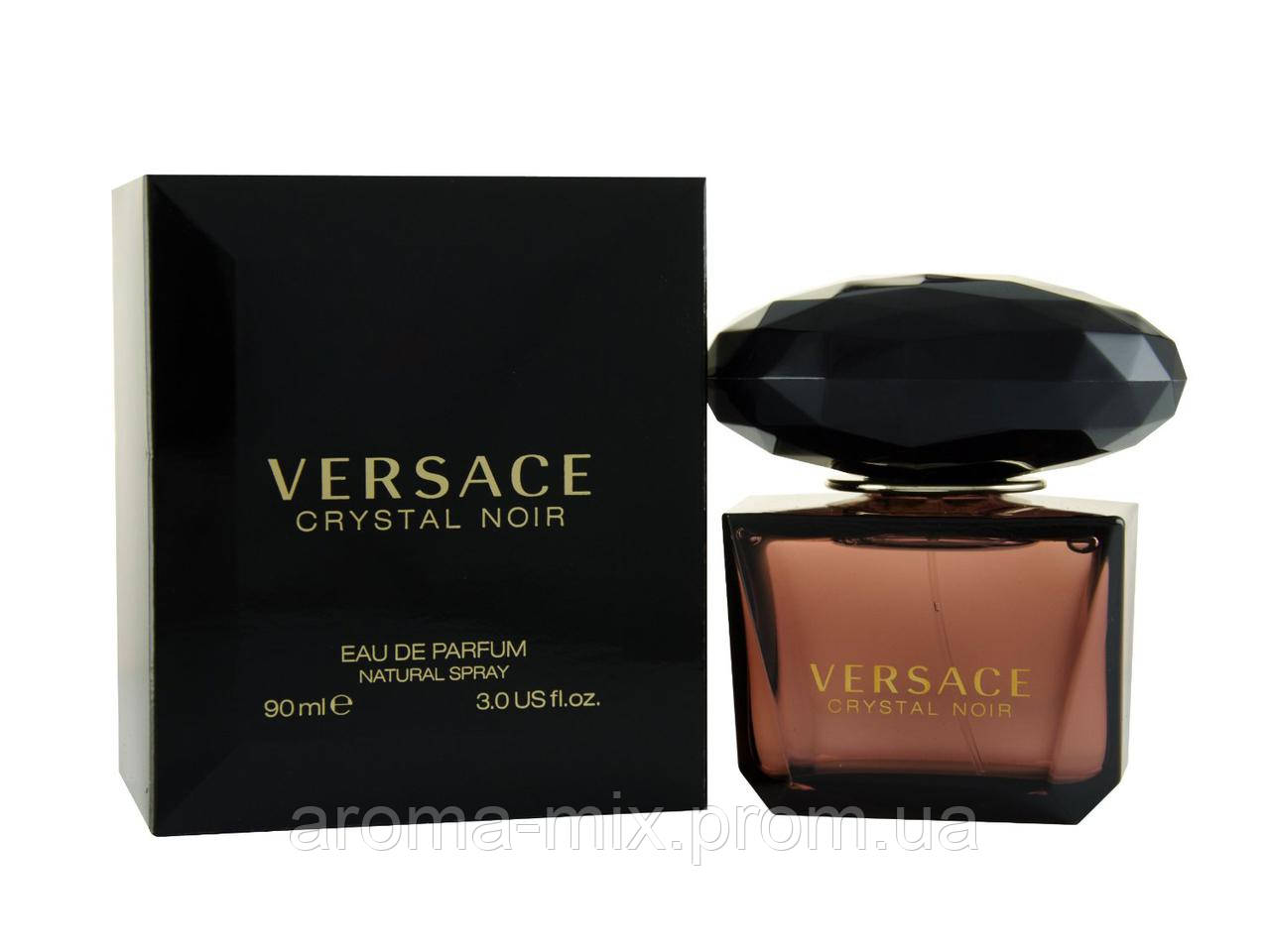 Versace Crystal Noir - женская туалетная вода