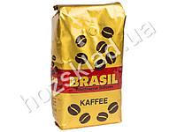 """Кофе натуральный зерновой Alvorada """"Brasil Kaffee"""" 1000гр в брикете, Австрия"""