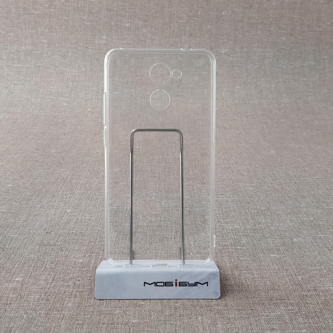 Чехлы для Huawei 2E TPU Y7 clear Для телефона (2017) Бесцветный (прозрачный)