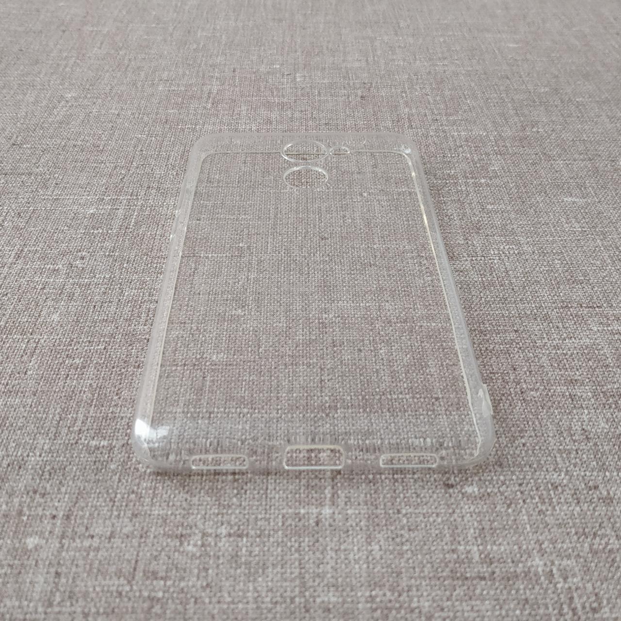 2E TPU Huawei Y7 clear Для телефона (2017)