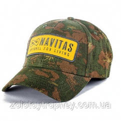 Кепка NAVITAS CAMO PATCH CAP GREEN