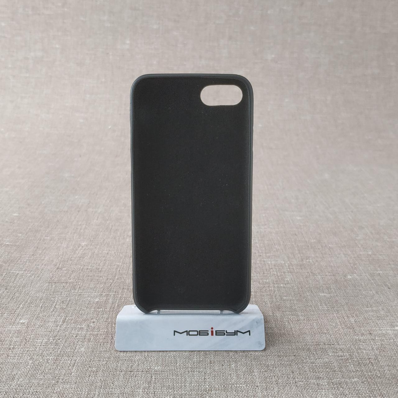 2E PU iPhone 7 black Для телефона Черный
