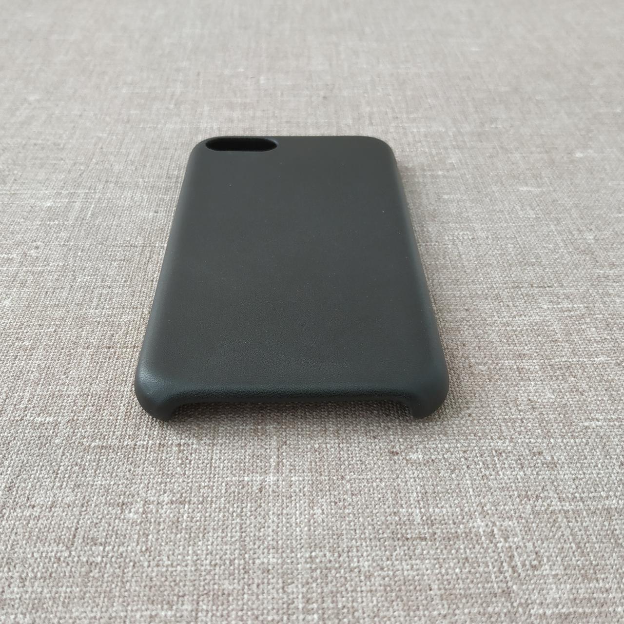 2E PU iPhone 7 black Для телефона Черный Чехол