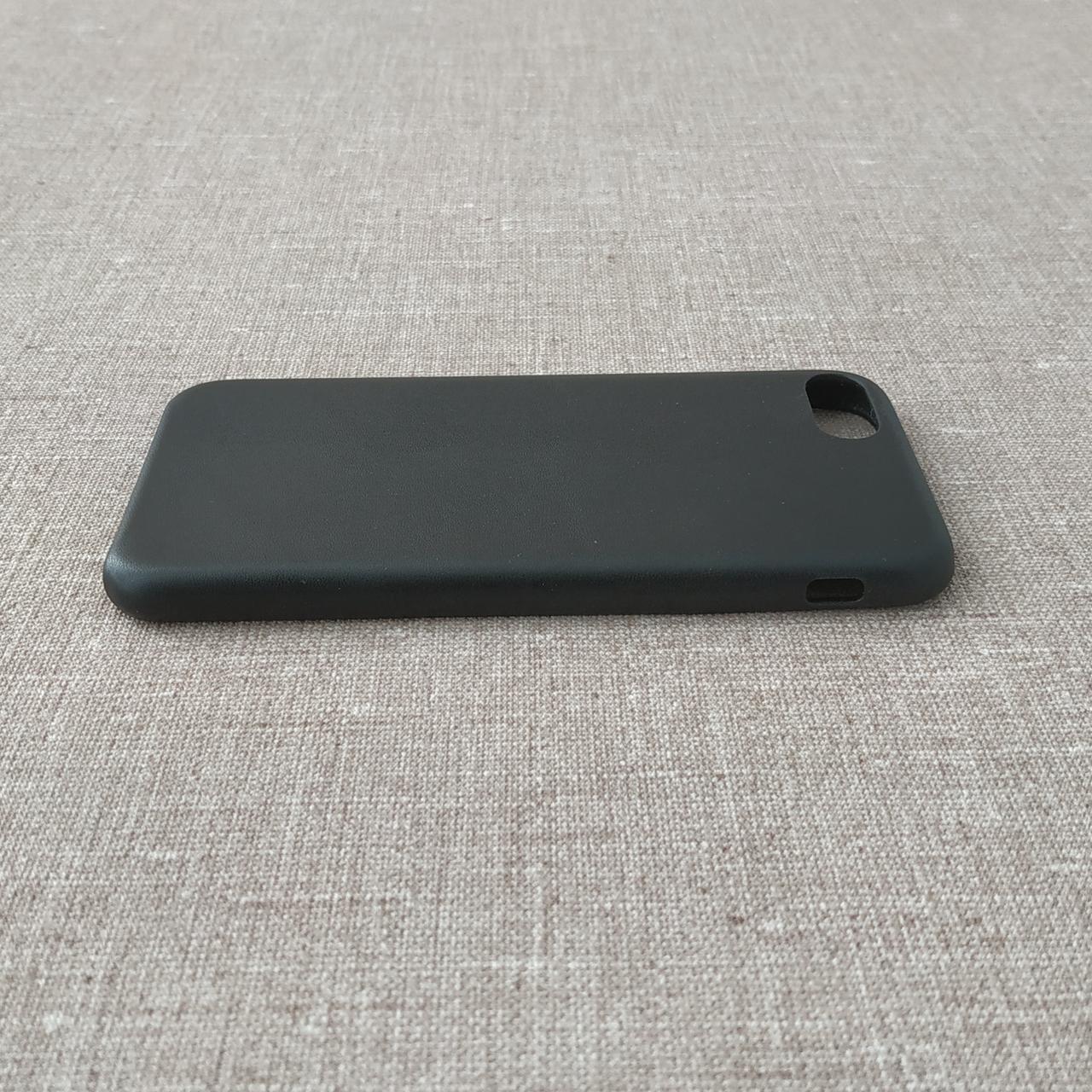 Чехол 2E PU iPhone 7 black