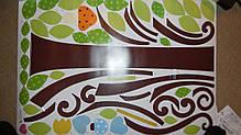 """Наклейка на стену, украшения стены наклейки  """"Дерево в детскую"""" 135см*115см (2листа 50*70см и 40*60см), фото 3"""