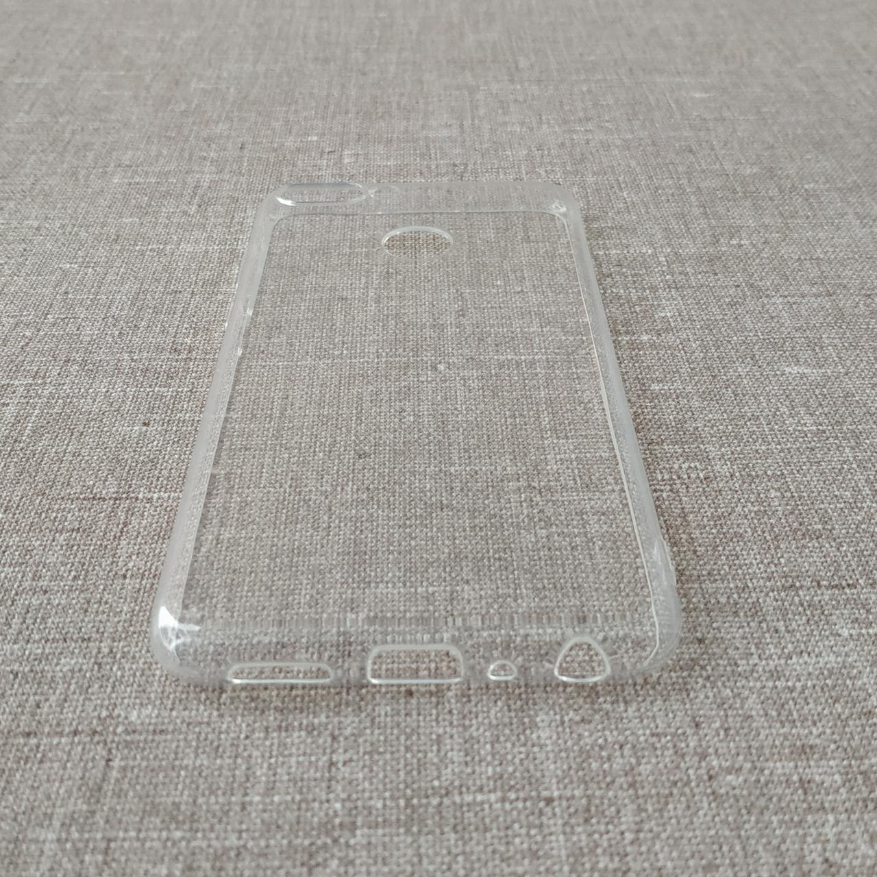 2E TPU Huawei P Smart clear