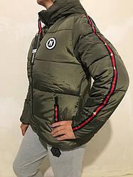 Женская стильная куртка Зима Фабричный китай не швейка