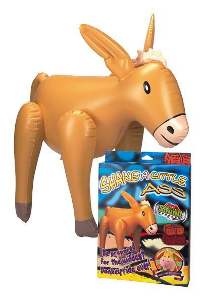 Надувной ослик Shake a Little Ass Inflatable Donkey (T160212)
