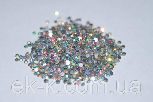 Камни Сваровски 100шт SS3-1.3mm