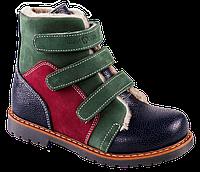Ортопедичні черевики зимові, фото 1
