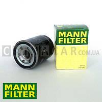 Фильтр масляный (двиг. Mitsubishi) MANN, GreatWall Voleex C30 Грейт Волл Волекс С30 - 1017100-EG01