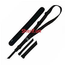 Ремень трехточечный DANAPER Silent Sling Black  3301099