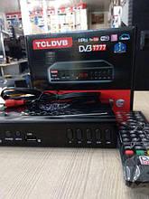 ТОП ЦЕНА! Тюнер T2 TCL DVB 5D + YouTube/IPTV/Full HD