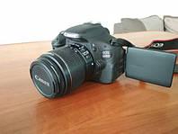 Профессиональный Фотоаппарат Canon D600, отличное состояние