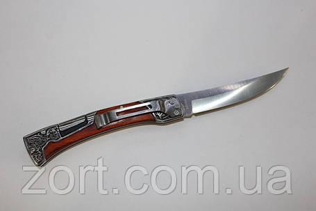Нож складной, механический B3165-1 Косуля-2, фото 2