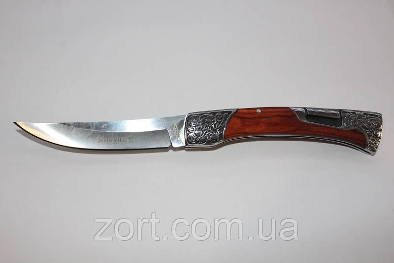 Копия Нож складной, механический B3165-1 Косуля-2