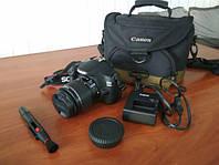 Профессиональный фотоаппарат Canon 1200D,отличное состояние, фото 1