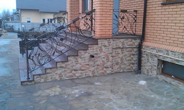 Гранитные крылечки, Подгородное (Днепропетровская область). 33