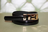 Женский ремень тонкий Т-348, фото 2