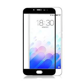 Защитное стекло Andser на весь экран для Meizu M3 Note цвет Black