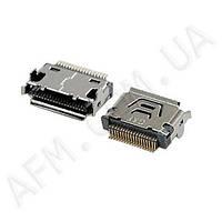 Конектор LG KG800/  KU990/  KU880/  KC550/  KG270 /  KG276/  KG320/  KG370/  KG770/  KG990/  KE360/  KE500/  KE800