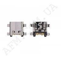 Конектор Samsung G350/  G350e/  G355H/  G7102/  J700/  J510/  J200/  S7270/  S7272/  S7582 7 pin micro- USB nbg- B